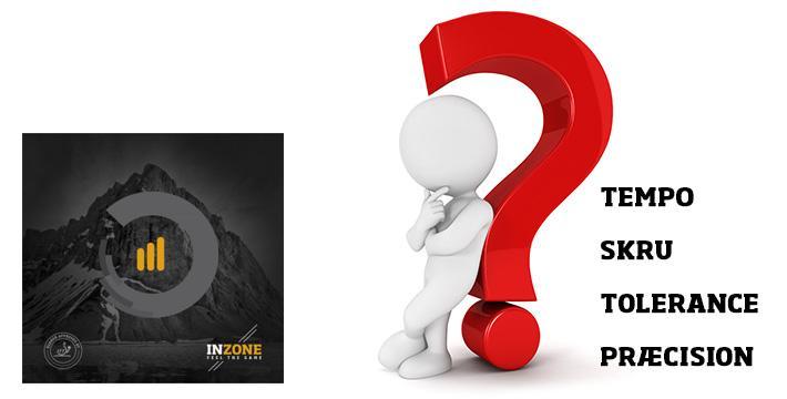 f60dde0a21e Hvad betyder PRÆCISION, TOLERANCE, TEMPO og SKRU?