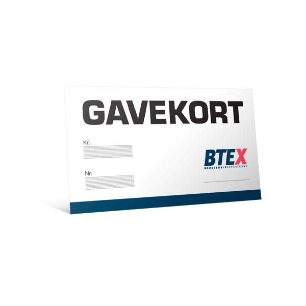 7db264bd67d Gavekort - Giv et gavekort til Bordtennisexperterne til en du holder af