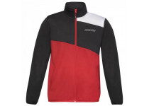 Donic Jacket Heat. Black/red