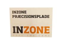 Inzone præcisionsplade