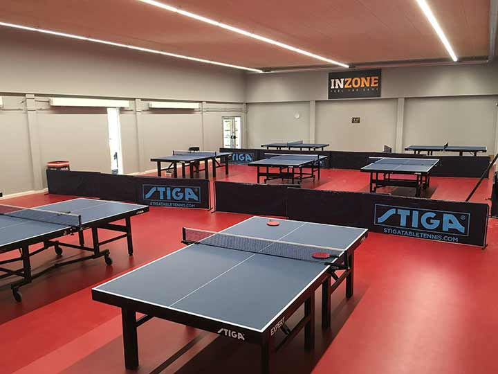 Inzone Table Tennis Center